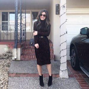 Dresses & Skirts - Zebra Print Dress